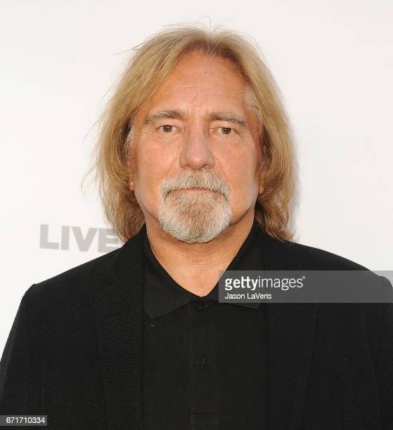 Geezer Butler of Black Sabbath attends Humane Society of The United States' annual To The Rescue Los Angeles benefit at Paramount Studios on April 22...