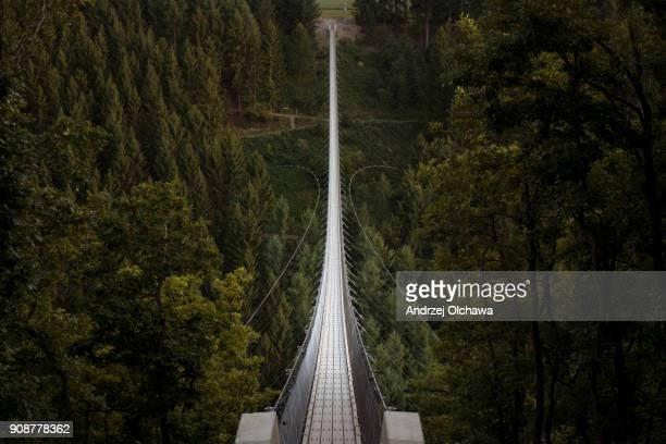Geierlay Suspension Bridge