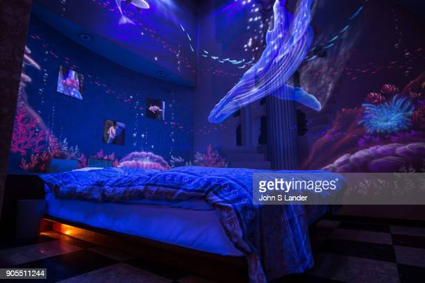 Geihinkan Love Hotel Love hotels in Japan are places for couples to meet up for some intimate time together when they may not have privacy otherwise...