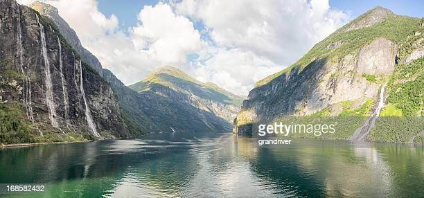 Geirangerfjorde, Norway