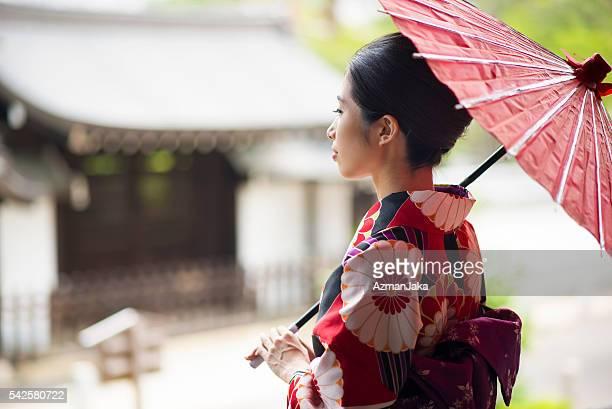 Geisha comme