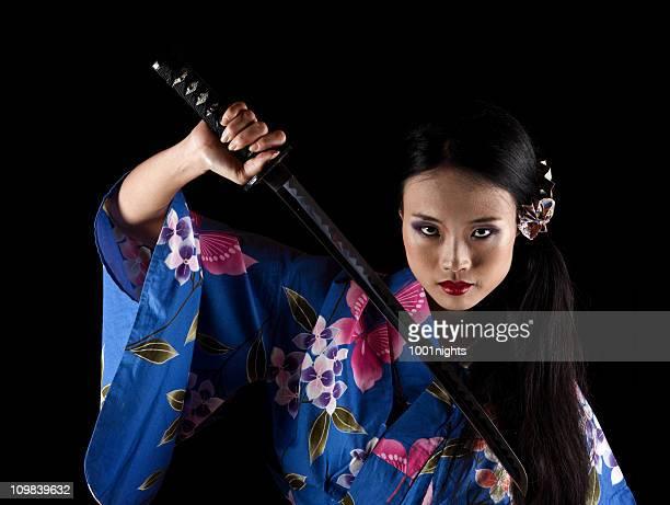 Geisha-Samurai
