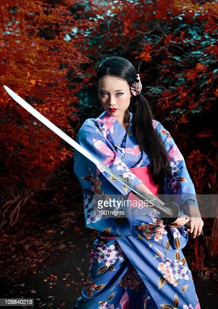 Geisha Samouraï