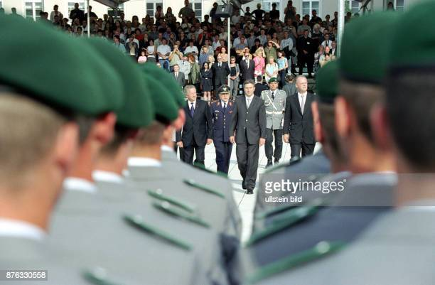 Gelöbnis der Bundeswehr Wachbataillon