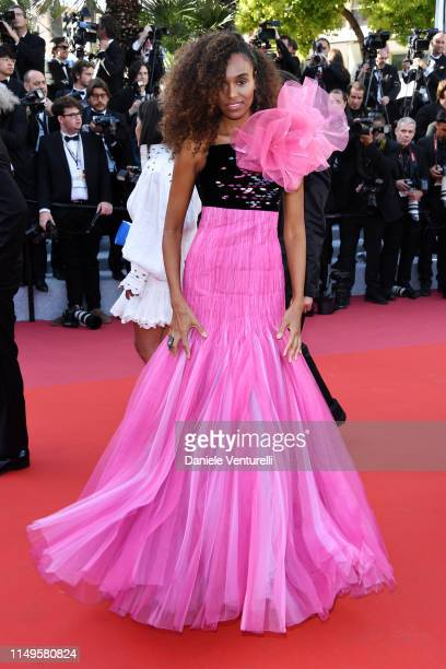 """Gelila Bekele attends the screening of """"Rocketman"""" during the 72nd annual Cannes Film Festival on May 16, 2019 in Cannes, France."""