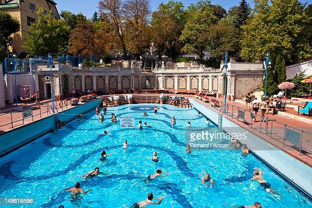 Gellert Baths.