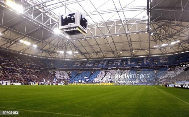POKAL 02/03 Gelsenkirchen FC SCHALKE 04 FC GOMEL 40 UEBERSICHT Arena AufSchalke