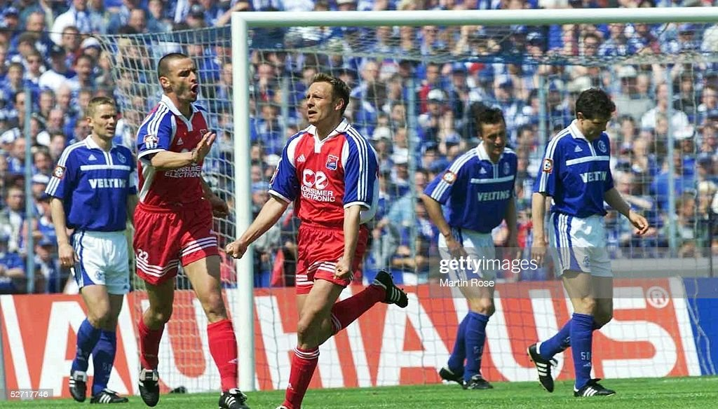 FC SCHALKE 04 - SpVgg UNTERHACHING : Nachrichtenfoto