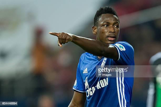 Seconda Maglia FC Schalke 13Abdul Rahman Baba