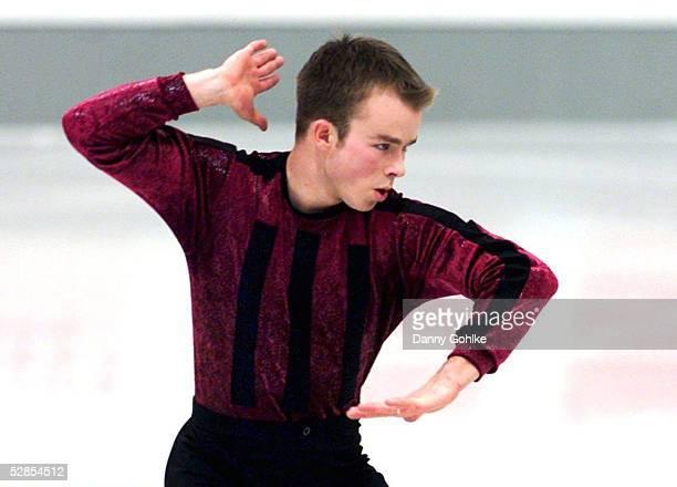 ICE 2001 Gelsenkirchen MAENNER Stefan LINDEMANN/GER