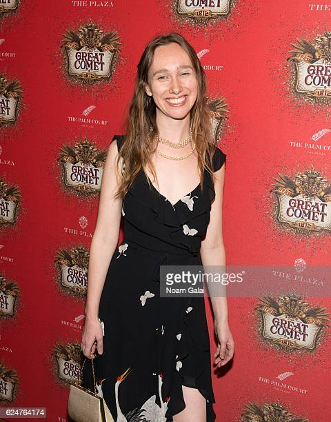 Natasha Pierre The Great Comet Of 1812 Broadway Opening Night After
