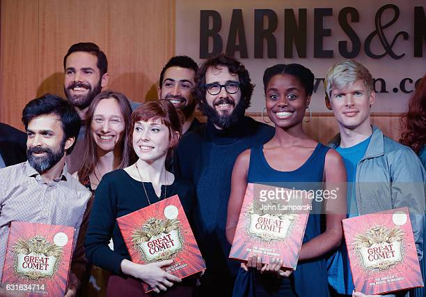 The Cast Creative Team Celebrate The Release Of The New Book The