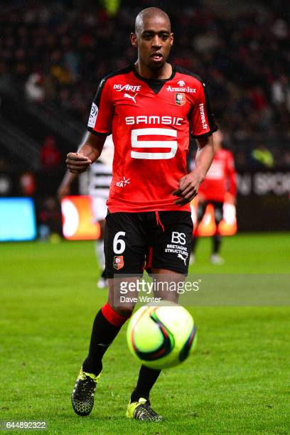 Gelson FERNANDES Rennes / Lorient 20eme journee de Ligue 1 Photo Dave Winter / Icon Sport
