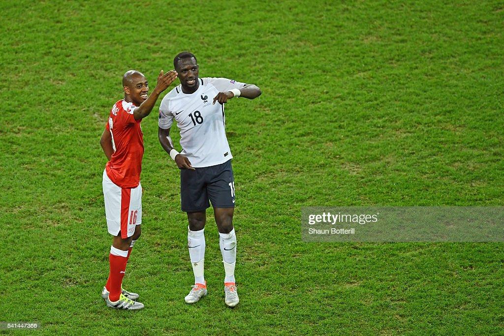 Switzerland v France - Group A: UEFA Euro 2016 : News Photo