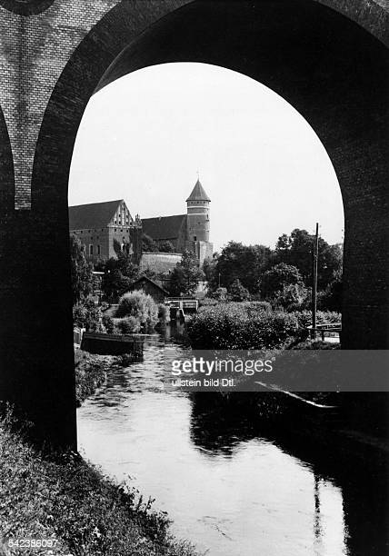 Gemany East Prussia Allenstein 1931