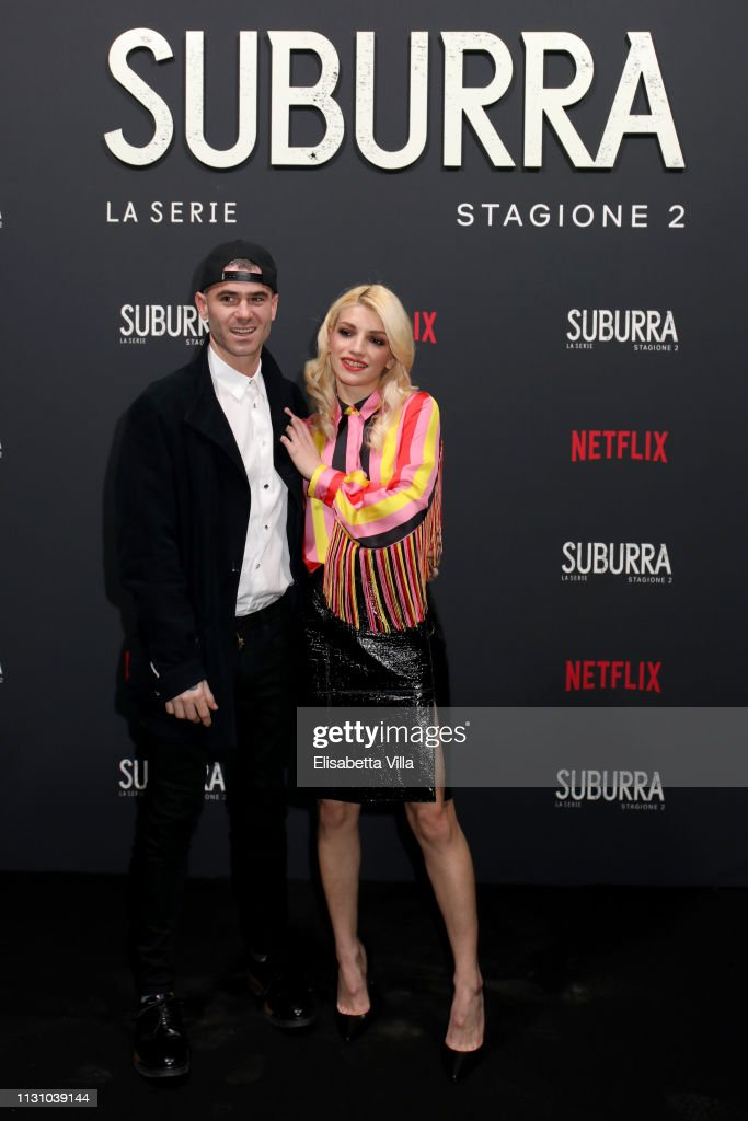 "Netflix ""Suburra"" The Series - Season 2 After Party : News Photo"