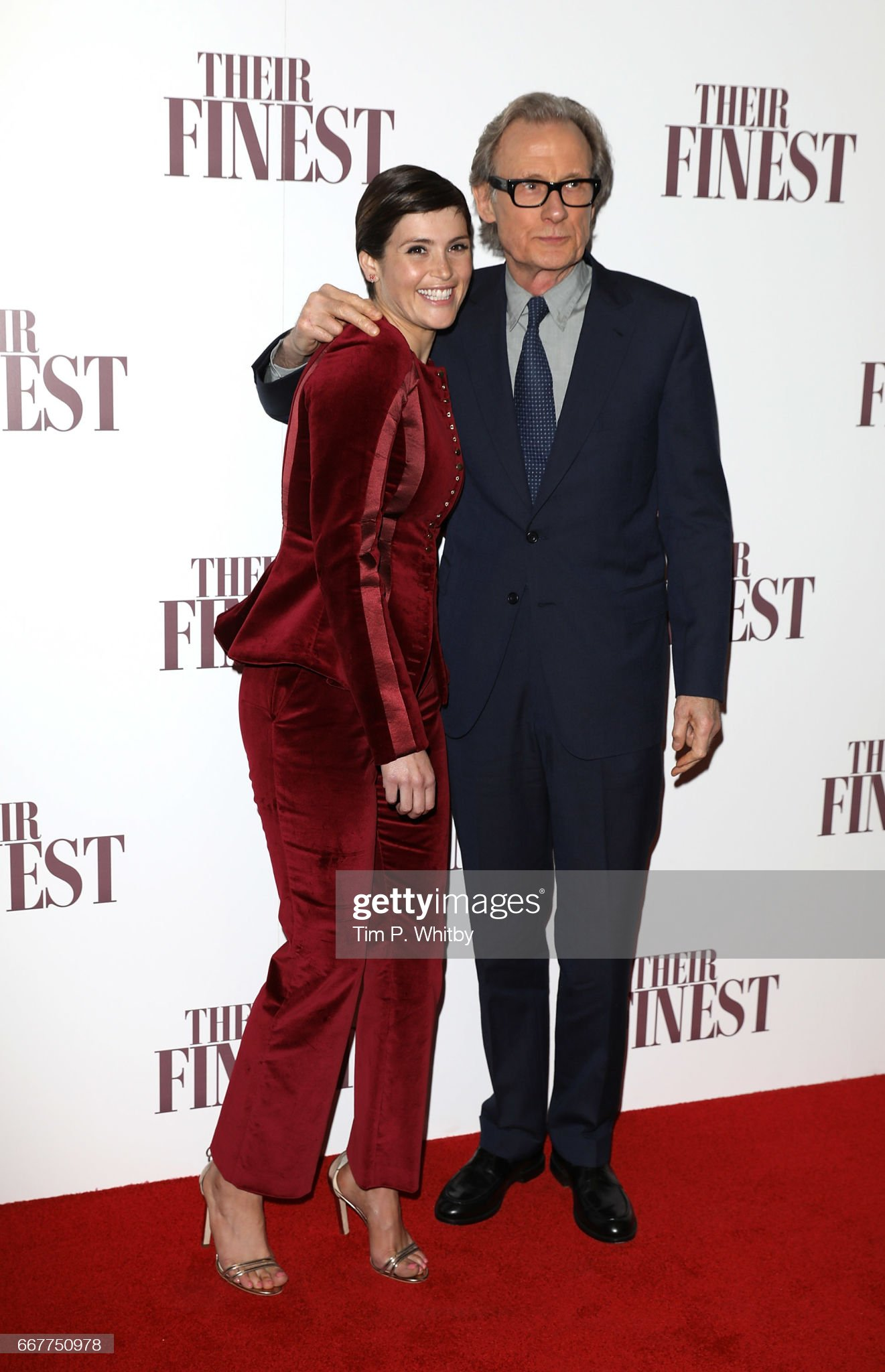 gemma-arterton-and-bill-nighy-attend-a-special-presentation-screening-picture-id667750978