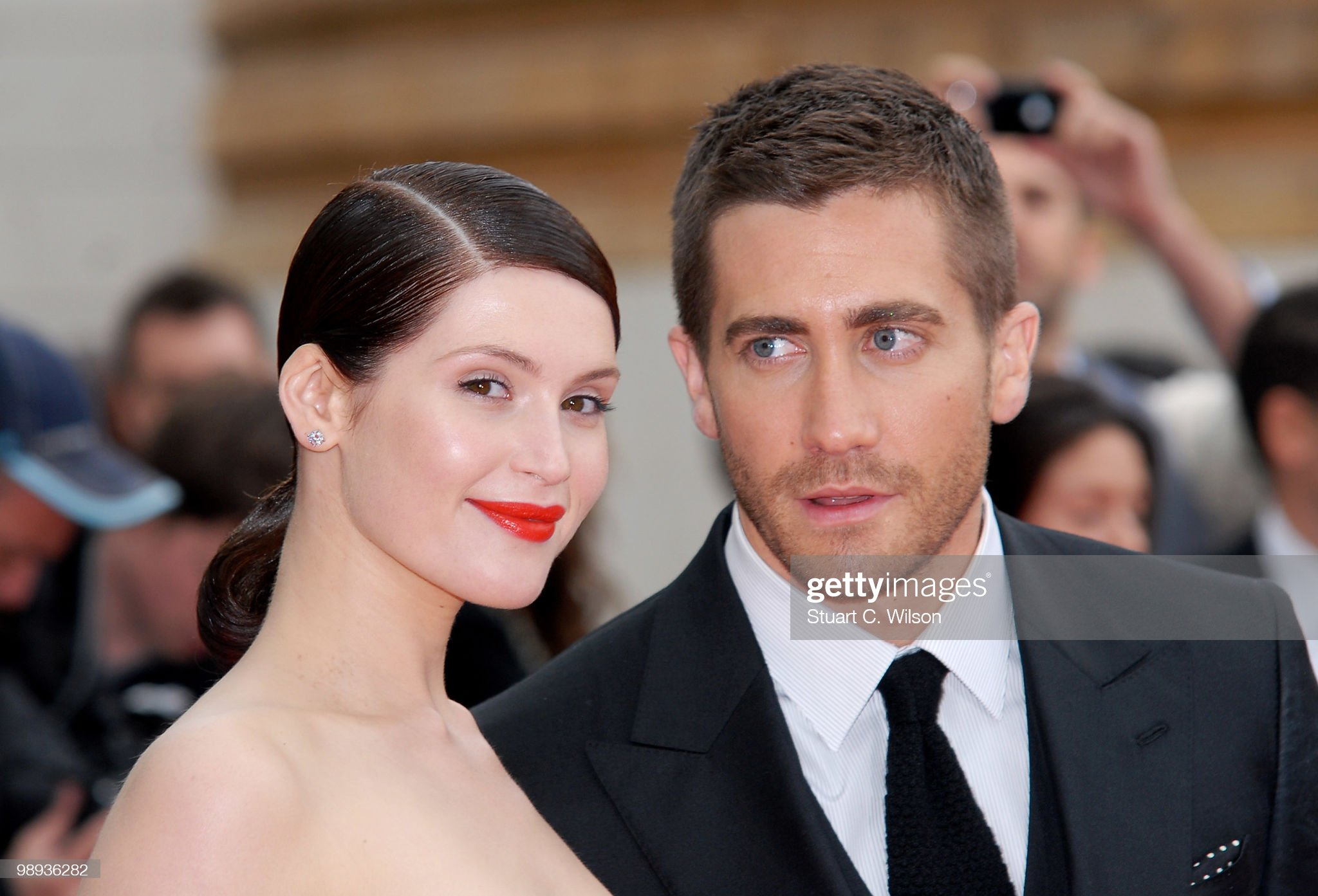 gemma-arterton-and-jake-gyllenhaal-attend-the-world-premiere-of-of-picture-id98936282
