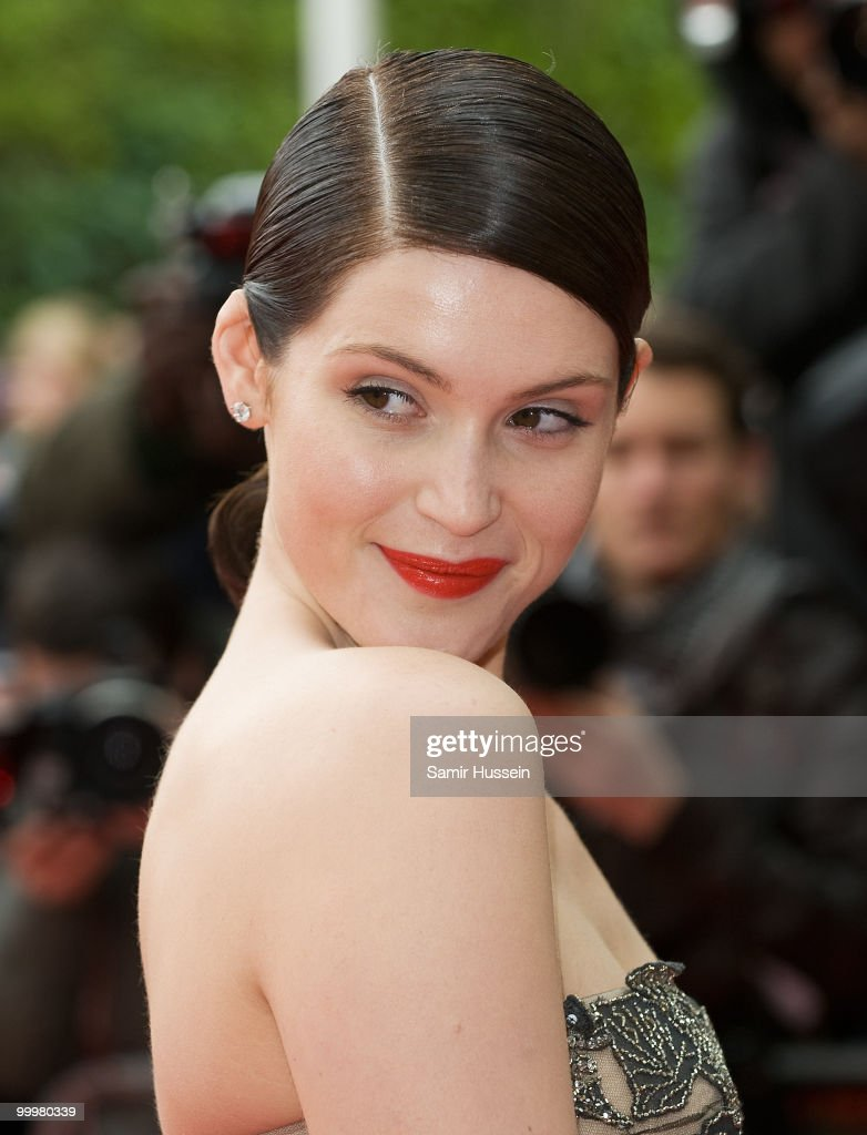 Gemma Arterton arrives at the world premiere of 'Prince of Persia: The Sands of Time', at the Vue Westfield cinema, on May 9, 2010 in London, England.