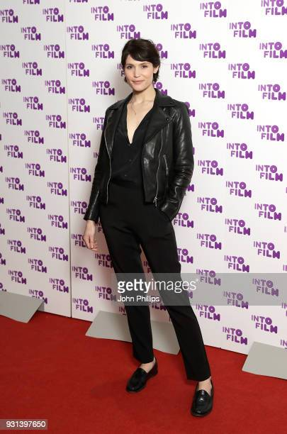 Gemma Arterton at the Into Film Awards at BFI Southbank on March 13 2018 in London England