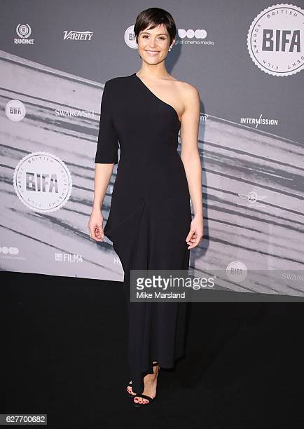 Gemma Arterton attends at The British Independent Film Awards Old Billingsgate Market on December 4 2016 in London England