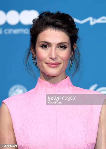 Gemma Arterton attends the 21st British Independent Film Awards at Old Billingsgate on December 2, 2018 in London, England.