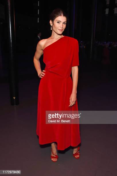 Gemma Arterton attends the BFI & IWC Luminous Gala at The Roundhouse on October 1, 2019 in London, England. During the event, Oscar-winning director...