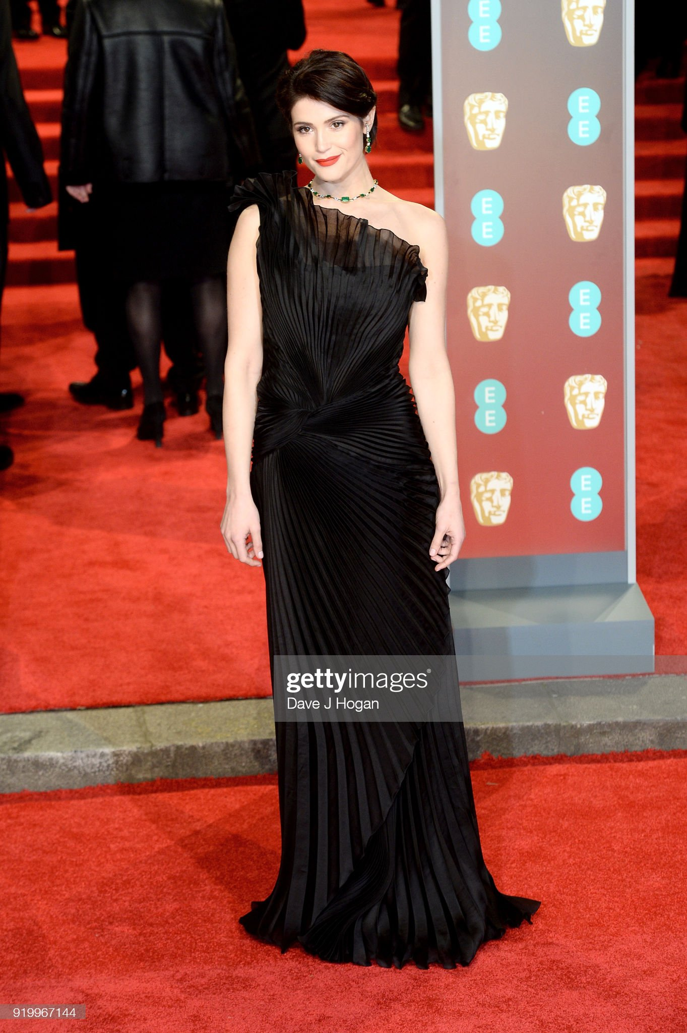 gemma-arterton-attends-the-ee-british-academy-film-awards-held-at-picture-id919967144
