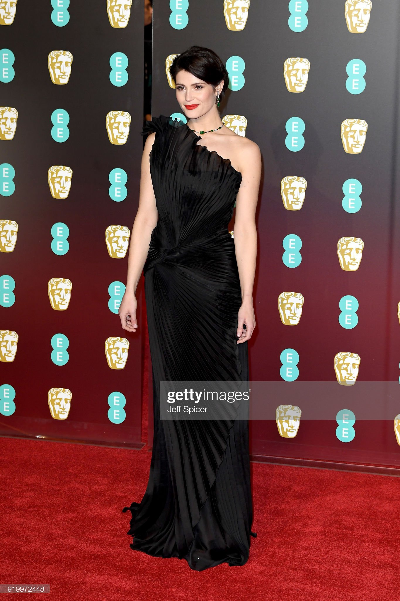 gemma-arterton-attends-the-ee-british-academy-film-awards-held-at-picture-id919972448