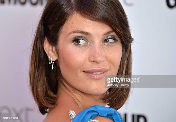 Gemma Arterton attends the Glamour Women Of The Year Awards at Berkeley Square Gardens on June 7, 2016 in London, England.