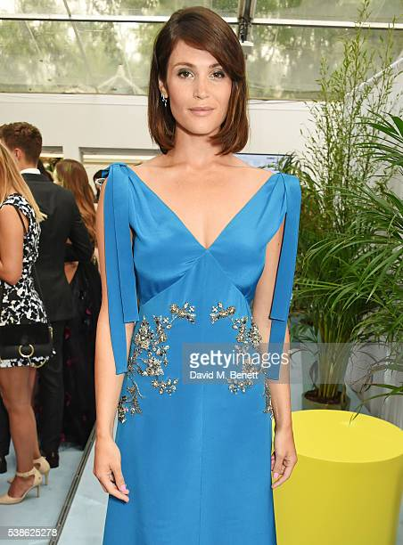 Gemma Arterton attends the Glamour Women Of The Year Awards in Berkeley Square Gardens on June 7 2016 in London United Kingdom