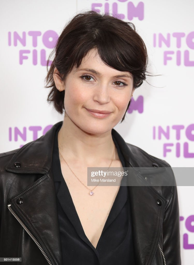 Gemma Arterton attends the Into Film Awards at BFI Southbank on March 13, 2018 in London, England.