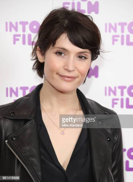 Gemma Arterton attends the Into Film Awards at BFI Southbank on March 13 2018 in London England