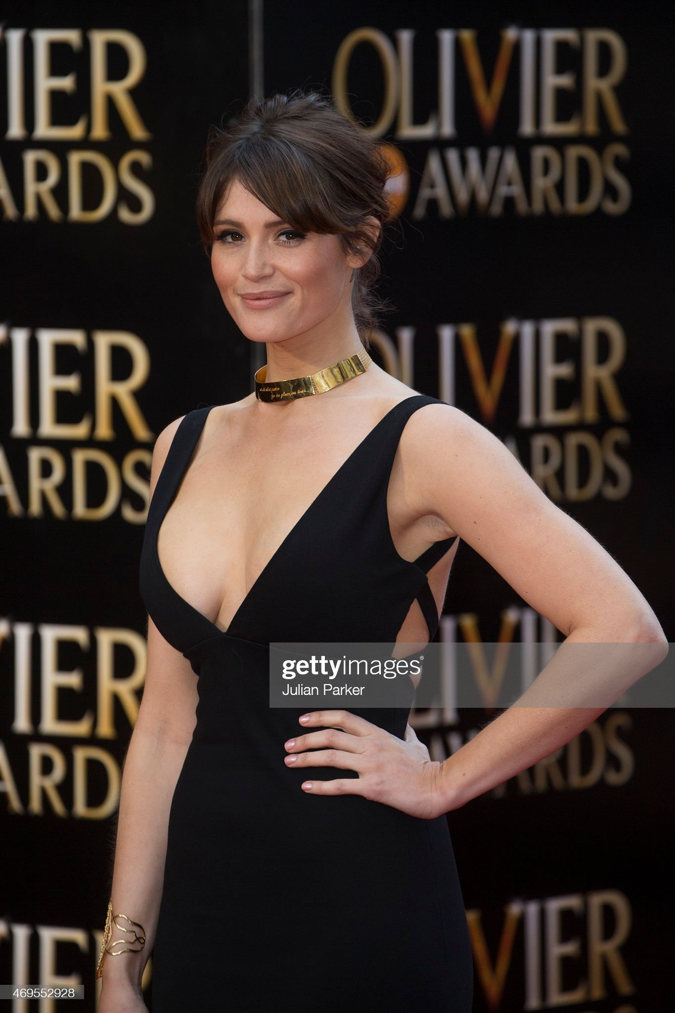 gemma-arterton-attends-the-olivier-awards-at-the-royal-opera-house-on-picture-id469552928
