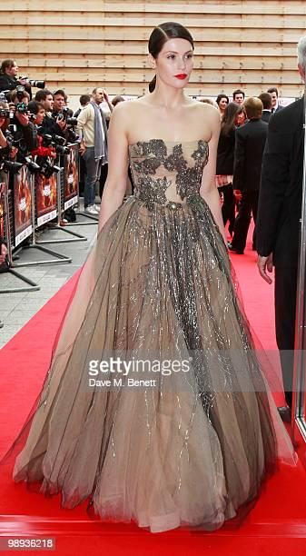 Gemma Arterton attends the World film premiere of 'Prince Of Persia', at Vue Westfield on May 9, 2010 in London, England.