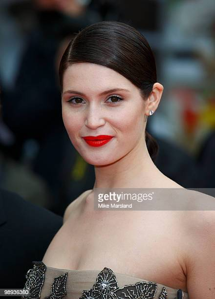 Gemma Arterton attends the world premiere of 'Prince Of Persia: The Sands Of Time' at the Vue Westfield on May 9, 2010 in London, England.