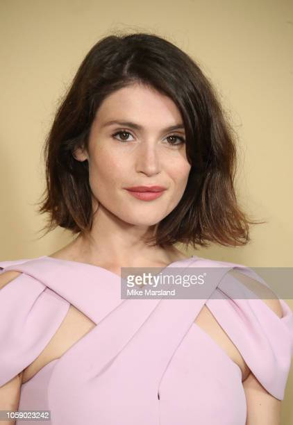 Gemma Arterton during the BAFTA Breakthrough Brits reception at BAFTA on November 7, 2018 in London, England.