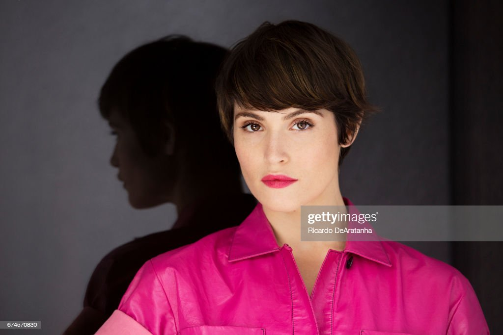 Gemma Arterton, Los Angeles Times, April 7, 2017