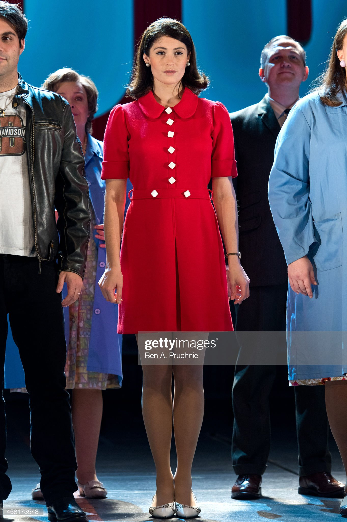 gemma-arterton-performs-on-stage-during-a-photocall-for-made-in-at-picture-id458173548