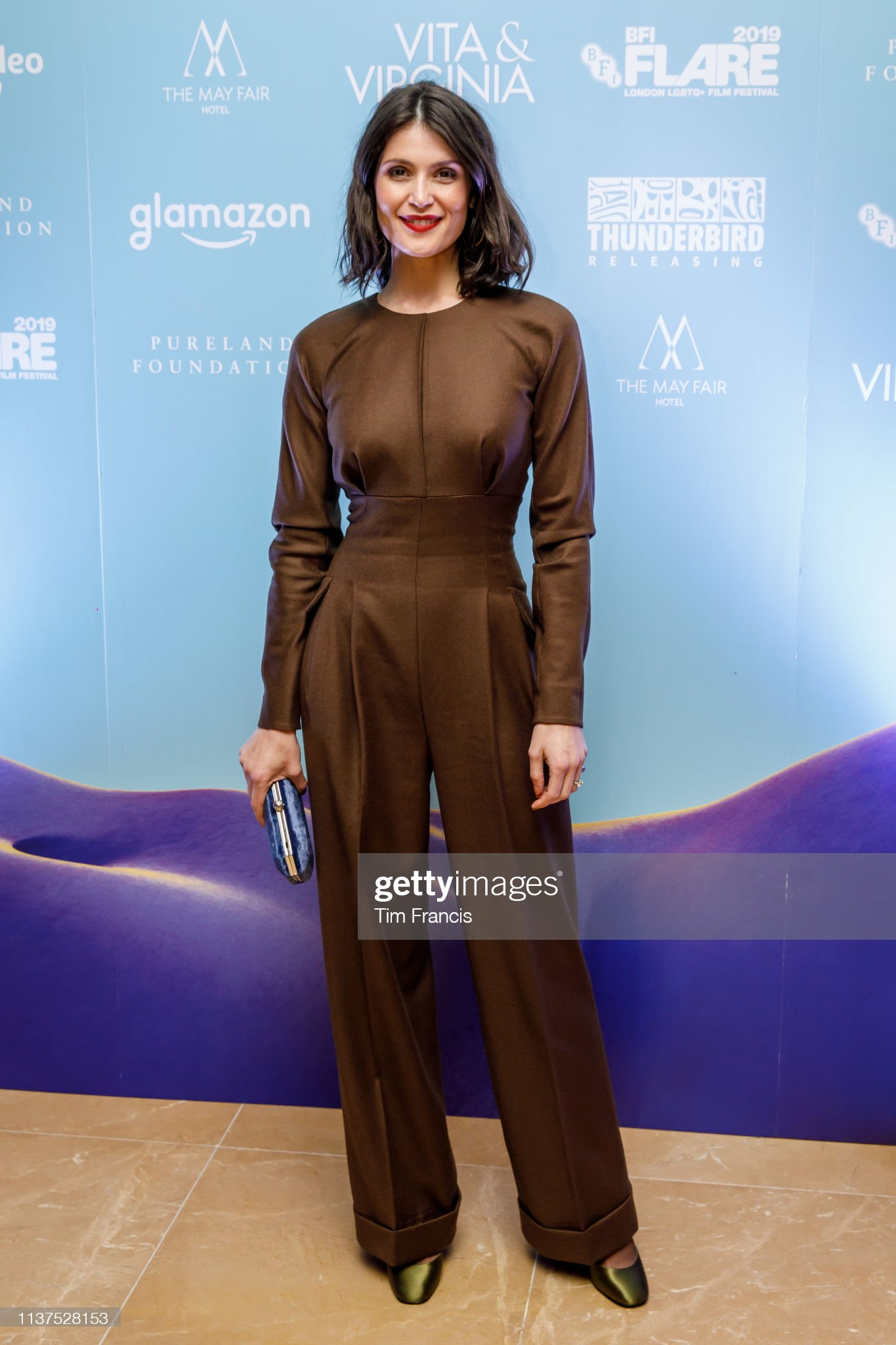 gemma-arterton-poses-during-the-opening-night-gala-party-of-the-33rd-picture-id1137528153