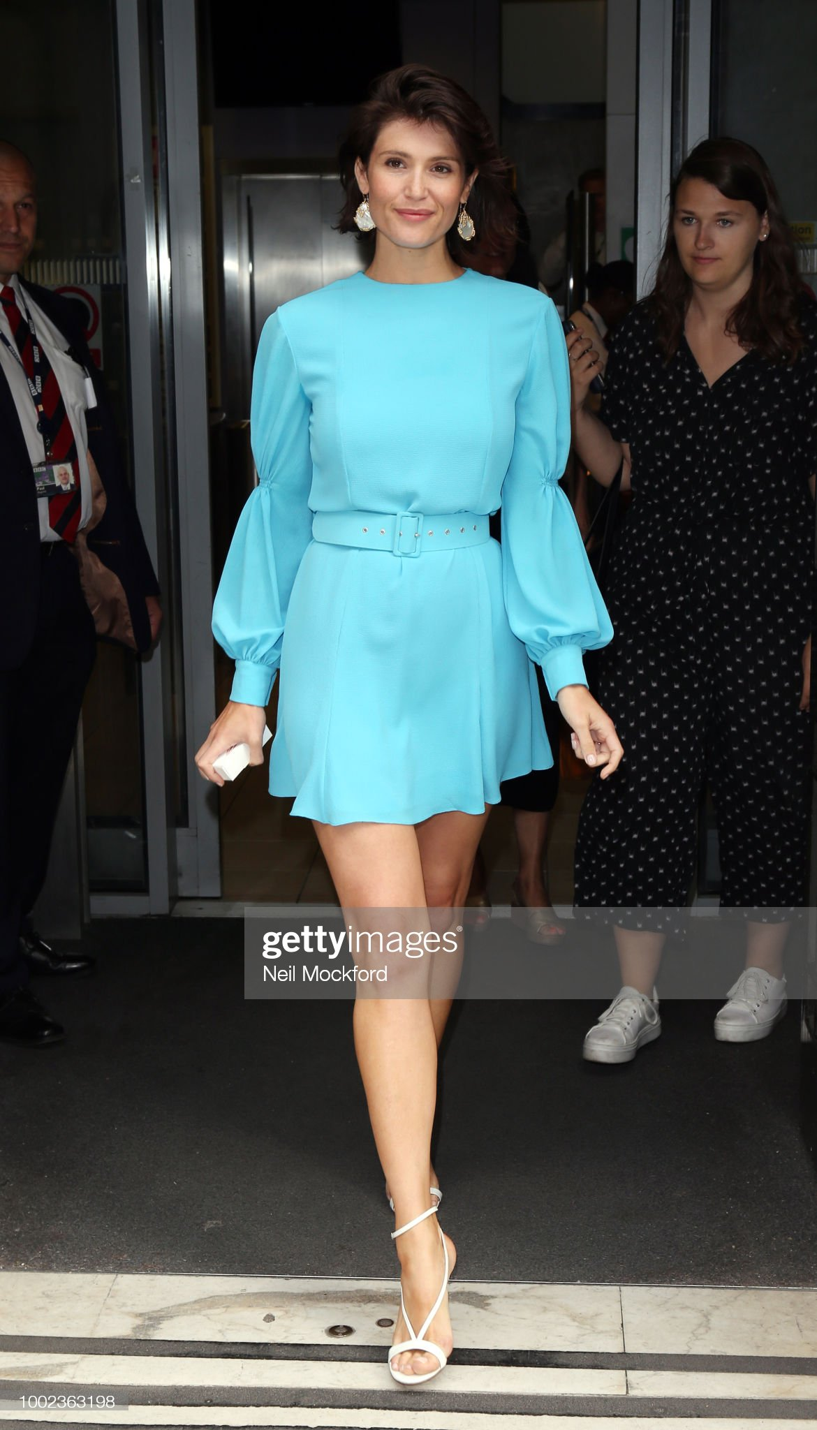 gemma-arterton-seen-at-bbc-radio-2-after-appearing-on-the-chris-evans-picture-id1002363198