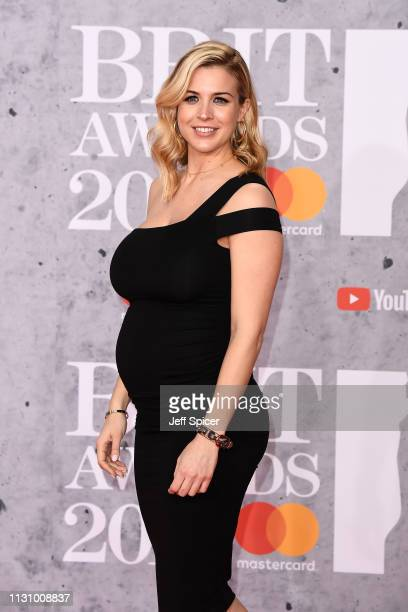 Gemma Atkinson attends The BRIT Awards 2019 held at The O2 Arena on February 20 2019 in London England