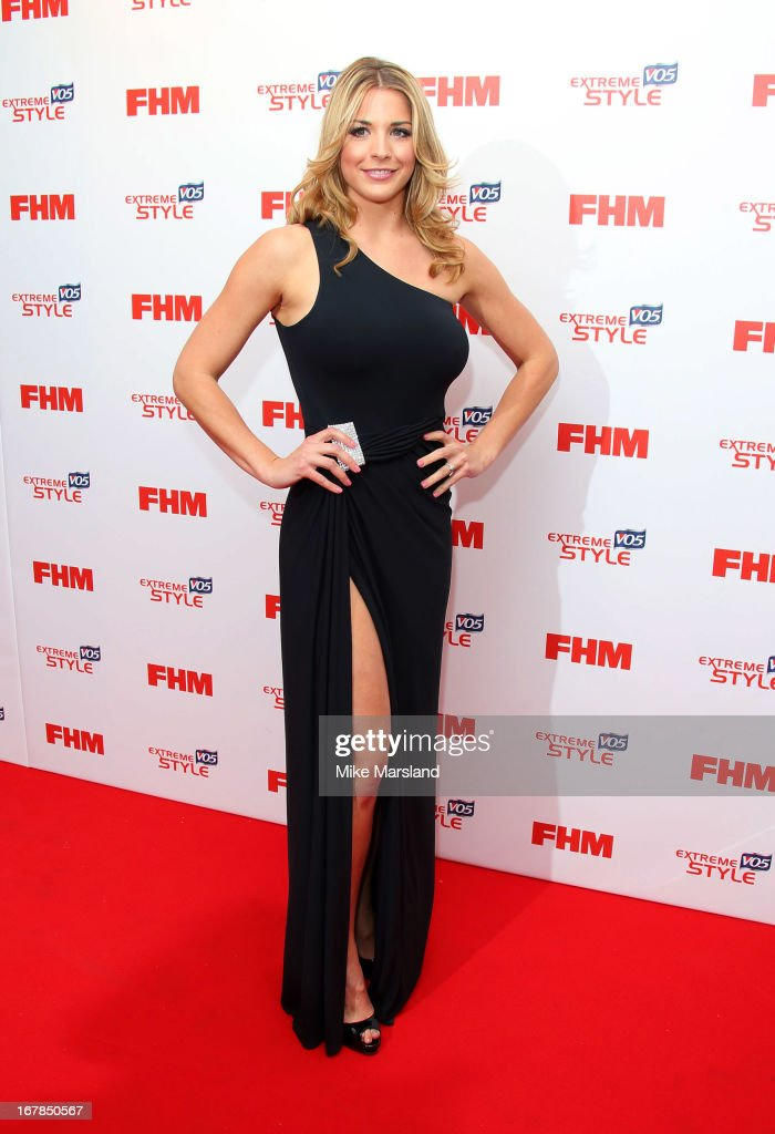 Gemma Atkinson attends the FHM 100 Sexiest Women In The World 2013 party at Sanderson Hotel on May 1, 2013 in London, England.