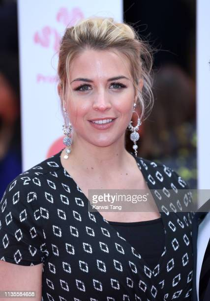 Gemma Atkinson attends The Prince's Trust TKMaxx and Homesense Awards at The Palladium on March 13 2019 in London England