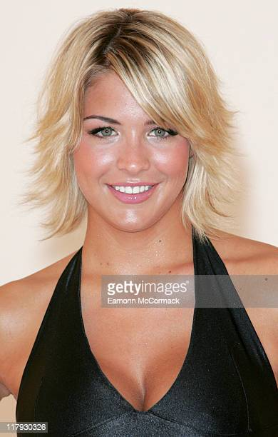 Gemma Atkinson during Introducing Gemma Atkinson as the Female Face of the FORMULA 1 Santander British Grand Prix 2007 – Photocall at Plough Studios...