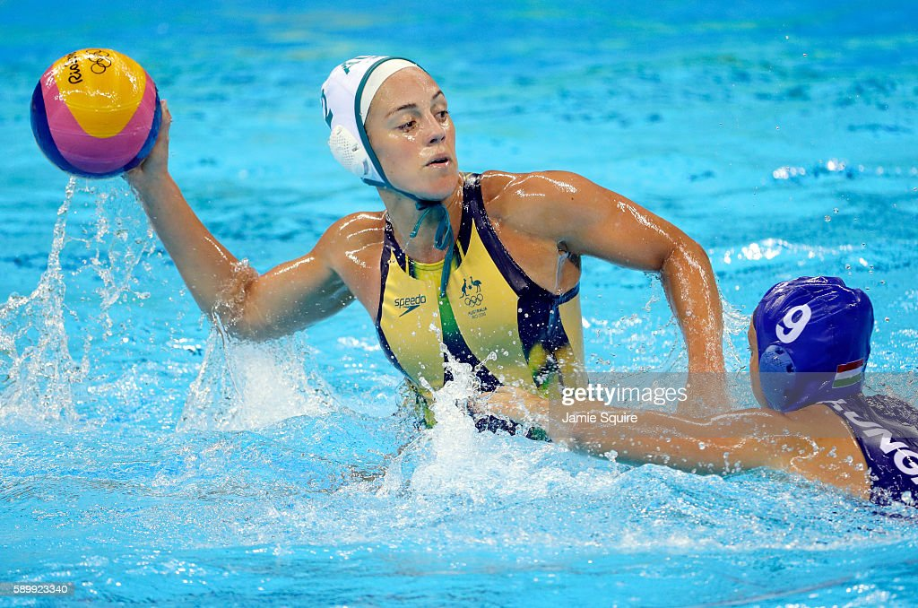 Water Polo - Olympics: Day 10
