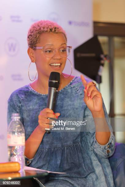 Gemma Cairney attends as Badoo makes a bold statement this International Women's Day with their #WomenOfBadoo event A special menu by Chef Tess Ward...