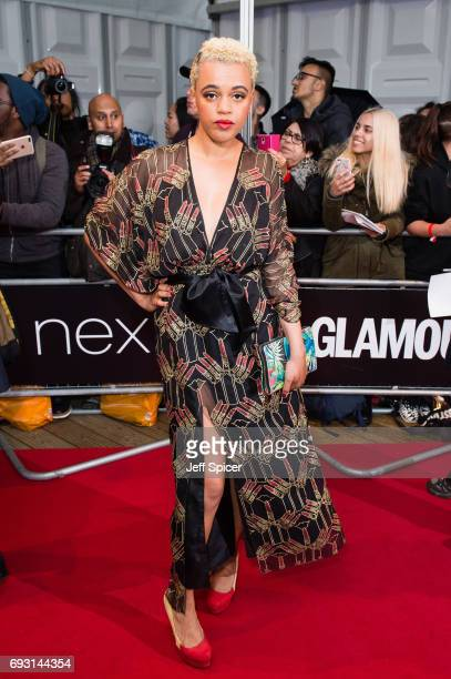 Gemma Cairney attends the Glamour Women of The Year awards 2017 at Berkeley Square Gardens on June 6 2017 in London England