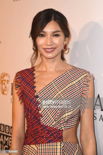 Gemma Chan attends The BAFTA Los Angeles Tea Party at Four Seasons Hotel Los Angeles at Beverly Hills on January 5 2019 in Los Angeles California