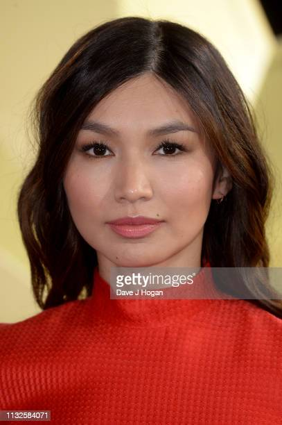 Gemma Chan attends the Captain Marvel European Gala held at The Curzon Mayfair on February 27 2019 in London England